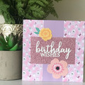 Birthday Wishes (Floral)