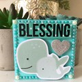 Baby Blessings (4 Pack Mini Cards)