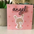 Angel and Blessings Baby Pack (4 Mini Cards)
