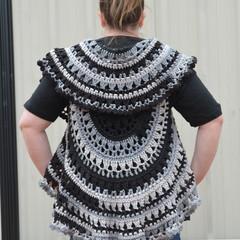 Adults Mandala Circular Vest
