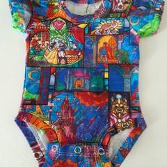 STUNNING BABY  ONSIE  multi prints