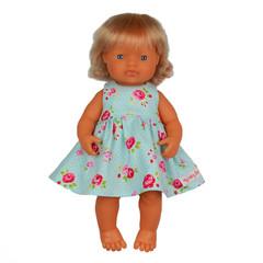 Sweet Rosie Floral Miniland Dress