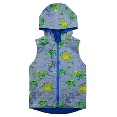 Size  5 Dino Vest