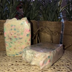 Natural Soap Bundle  - Floral Confetti - by 'Highlands Cottage Soapery'