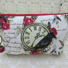 Ladies Clutch - Evening, Day, Wedding, Race Day, Garden Party -Steampunk