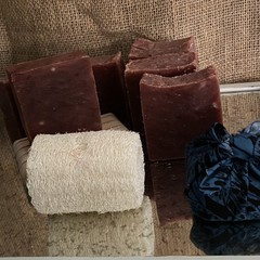 Cinnamon Bark Ginger & Lemon......100% all natural bar of goodness for your skin