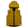 Mustard Space Vest