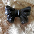 Reproduction, antique Bow brooch