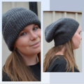 Adults Slouchy/ Fitted Beanie