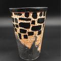 Handmade & Handpainted Concrete Vases