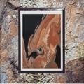 WOMB MOSS (A4, A3 Print)