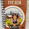 2021 Best Loved Stories Upcycled Diary - Heidi