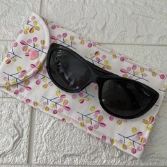 FLORAL  - GLASSES CASE