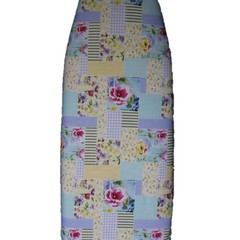 Ironing board cover- padded- double sided-fits table top ironing board 77- 83 cm