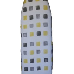 Ironing board cover- padded- double sided-fits  132- 139 cm