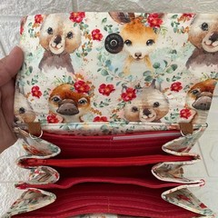 NECESSARY CLUTCH WALLET - Australian Animal