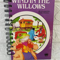 2021 Best Loved Stories Upcycled Diary - Wind In The Willows