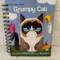 2021 Little Golden Book Upcycled Diary - The Little Grumpy Cat That Wouldn't