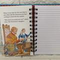 Ladybird  Favourite Tales Upcycled Notebook - Dick Whittington