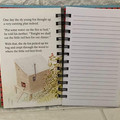 Ladybird  Favourite Tales Upcycled Notebook - The Sly Fox and the Little Red Hen