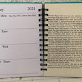 2021 Best Loved Stories Upcycled Diary - What Katy Did