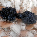Reproduction, Antique brooch. Filigree Bow