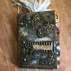 SteamPunk Journal #2