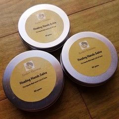 Healing Hands Salve - 80 grams
