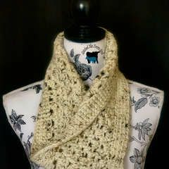 Bonfire Cowl - April