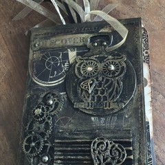 SteamPunk Journal #5