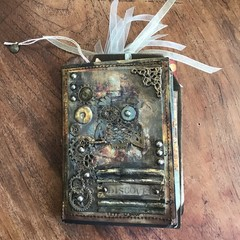 SteamPunk Journal #4