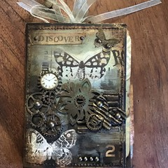 SteamPunk Journal #3