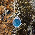 Sea Glass Treasure Locket