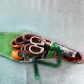 Scissor Holder - don't lose your scissors again!