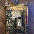 SteamPunk Journal #1