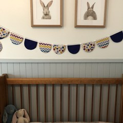 ZIGGY FIELDS SCALLOP BUNTING