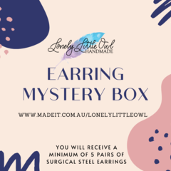 EARRING MYSTERY BOX