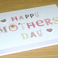 Mothers Day Card - pretty and sweet!