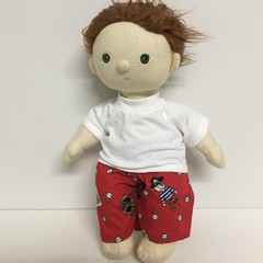 Dinkum Dolls  Short and top  to fit Dinkum Dolls