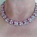 Triad Collar Necklace