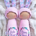 Personalised 'Bunny Boo' Doll