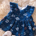 WOODLAND DREAMS TOP, sz 0