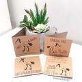 4 Pack: Bin Chicken (Ibis) Greeting Cards (Free Post to Aus)