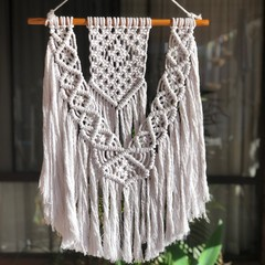 Medium Size Macrame Wall Hanging