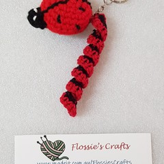 Crocheted Key-rings