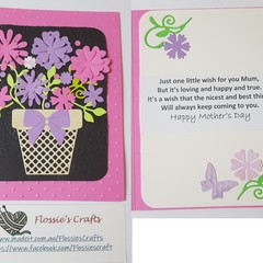 Hand-made Mother's Day Cards