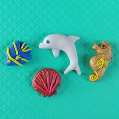 Under the Sea Craft Embellishments