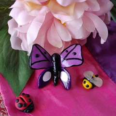 Garden Critter Craft Embellishments