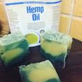 Hemp Smoothie Soap