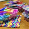 RAINBOW Craft Supplies Box